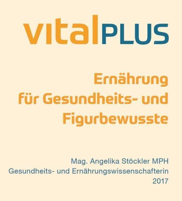 """Broschüre """"Ernärhung Gesundheits- und Figurbewusste"""""""