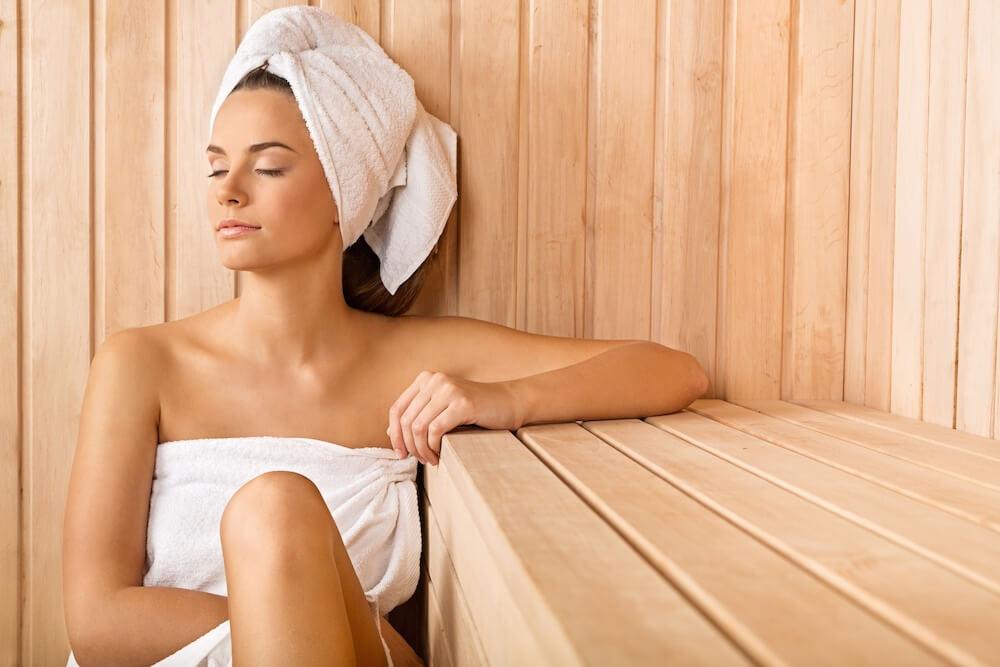 Der optimale Saunabesuch im Gesundheitszentrum VitalPlus