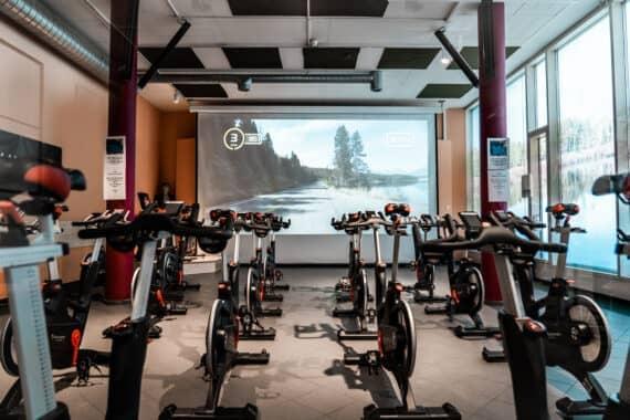 Indoor Cycling Geräte bei Vital Plus
