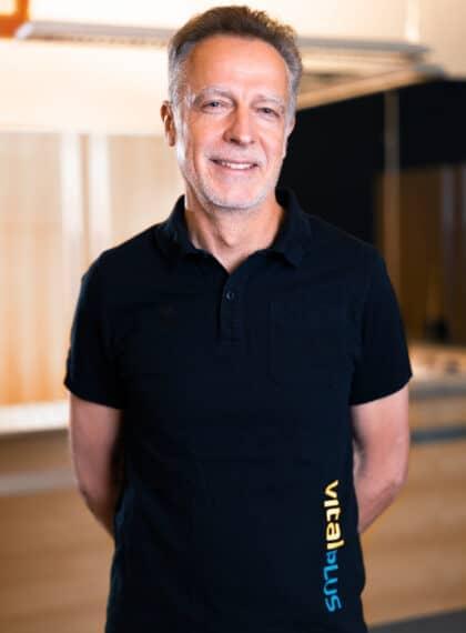 Jürgen von Vital Plus